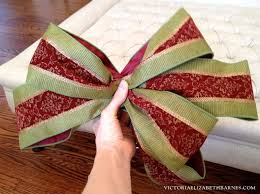 gift bow diy how to make a bow a step by step tutorial