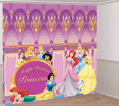 awesome princess party wall decorations wonderful decoration ideas