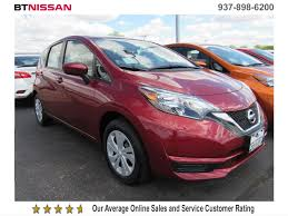 new 2017 nissan versa note sv hatchback in vandalia n17157 beau