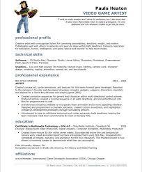 Freelance Designer Resume Artist Sample Resume Artist Resume Sample Writing Guide Resume