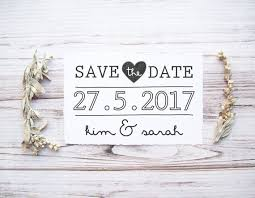 make your own save the date save the date st custom wedding st with names