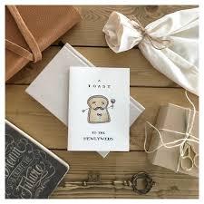 Newlywed Cards Wedding Card Funny Wedding Card Cute Wedding Card Card For