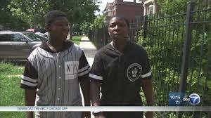 13 year old north lawndale twins floyd and lloyd head back to