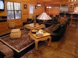 Safari Living Room Home Design Ideas - Safari decorations for living room