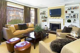 How To Decorate A Living Room - Decorated living rooms photos