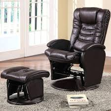 office design office recliner chair leather reclining office