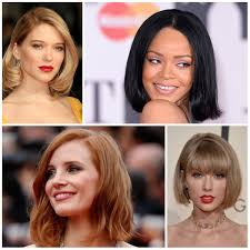 page bob hairstyle trendy bob haircuts from celebrities for 2016 2017 u2013 haircuts and