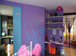 chambre bleu fille chambre fille bleu et violet 1 deco 9 lzzy co