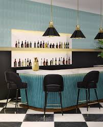 upholstered bar chairs u0026 how to usem them in a luxury interior