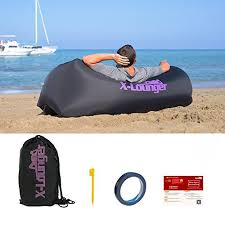 Bean Bag Chairs For Boats Inflatable Lounger With Air Valve And Mesh 2017 New Hammock