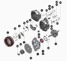 25 si delco remy alternator wiring diagram 25 wiring diagrams
