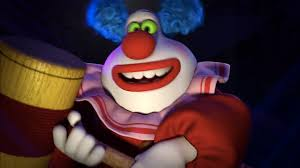 inside out jangles the clown gif insideout janglestheclown last seen contemporary archive page 26 horror forums