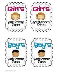 bathroom pass ideas clipart bathroom pass bathroom design