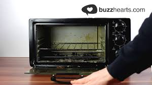 Cleaning Toaster The Best Way To Clean Your Oven Lifehack Youtube