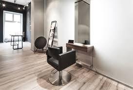 hair salon a minimalist hair salon in düsseldorf design milk