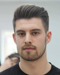 Hairstyle For Oblong Face Men by Hairstyle For Wide Face Men U2013 Fade Haircut