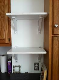 open cabinet kitchen kitchen diy kitchen wall shelves with stainless steel rack ideas