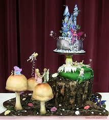 fairytale dream castle cake celebration cakes