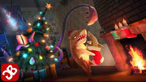 hungry shark world christmas update by ubisoft ios android