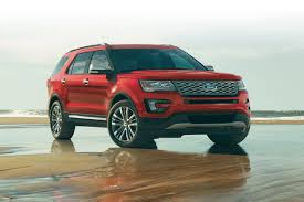2017 ford explorer limited 2017 ford explorer suv features ford com