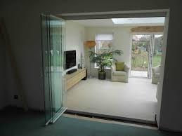 interior frameless glass doors bifolding glass doors image collections glass door interior