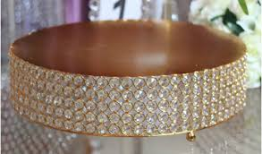 gold cake stands cake stand gold bling cake stand 18 gold linens and events