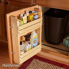 How To Take Cabinets Off The Wall How To Build Under Cabinet Drawers U0026 Increase Kitchen Storage