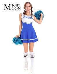 Cheerleader Costume Halloween Compare Prices Cheerleader Halloween Shopping Buy