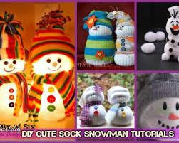 Diy Sock Snowman Diy Portable Tin Can Rocket Stove