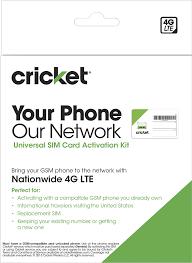 cricket wireless black friday cricket wireless bring your own phone sim kit cricket byod sim kit