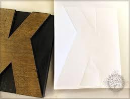 Decorative Letter Blocks For Home Diy Wood Letter Home Decor With Letter Press Block Letters And Photos
