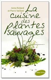 cuisiner les herbes sauvages livres pour la cuisine