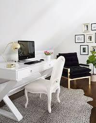 Minimalist Workspace White Minimalist Loft Workspace Interior Design