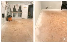 how to cut through subfloor subfloor the potential that s hiding that worn