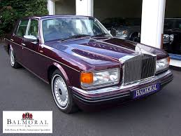 1996 Rolls Royce Silver Dawn Notoriousluxury