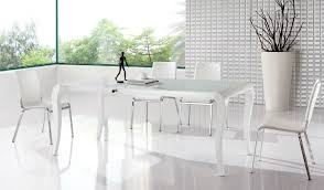 white dining tables for an elegant dining room