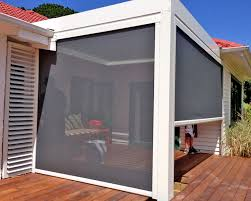 outdoor rooms extensions patio enclosures vanguard blinds