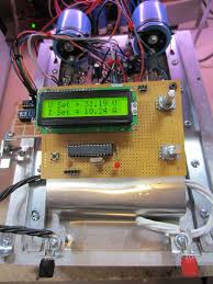 Variable Bench Power Supply With Lcd And Monitor Display Kerry D Wong Blog Archive A Digitally Controlled Dual