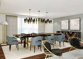 Dining Room Trends Top 2018 Modern Dining Tables Trends On Pinterest
