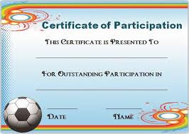 30 soccer award certificate templates free to download u0026 print