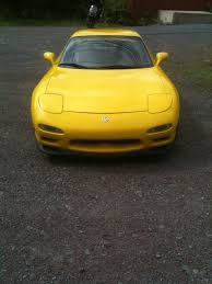 mazda rx7 for sale 1993 mazda rx7 r1 for sale by weekend rides competition mica yellow