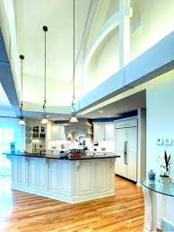 cathedral ceiling kitchen lighting ideas kitchen lighting ideas vaulted ceiling light fixtures for sloped