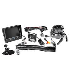 amazon com rear view safety backup camera system with trailer