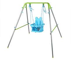 si e balancoire hlc 039 nouveau balançoire pliable bébé enfant avec siège et sac de