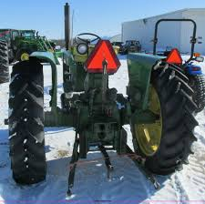 1963 john deere 2010 tractor item g8877 sold march 24 t