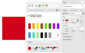 how to share global colors in sketch app graphic design stack