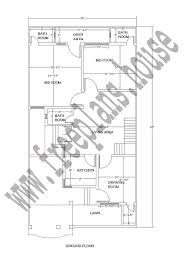 ground floor 35 65 feet 211 square meters house plan plans
