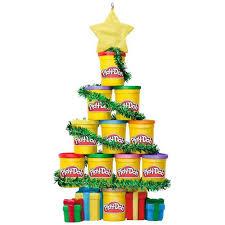 hasbro o play doh tree ornament keepsake ornaments hallmark
