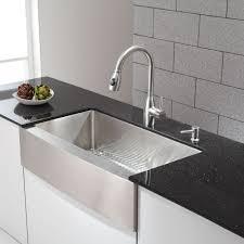 Cast Iron Kitchen Sinks Kohler Kka Whitehaven Apron Front - Cast iron kitchen sinks
