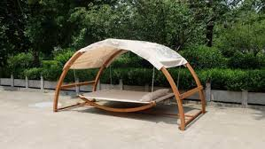 porch swing hammock bed patio furniture hanging canopy wood u2013 san